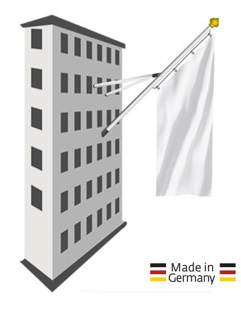 Fassaden-Masten
